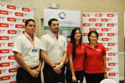 GlobalPay Solutions por medio de Paga-Todo.comanuncia nueva alianza con Digicel El Salvador.