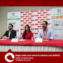 Recargas Digicel ahora disponibles en Paga-Todo.com