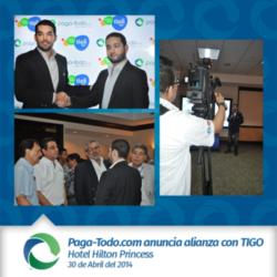 Paga-Todo.com crea alianza con Tigo para vender recargas de celulares.