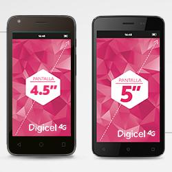 Paga-todo.com pone a disposición celulares Digicel