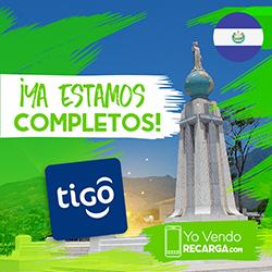 ¡Tigo El Salvador se une a la innovación con YoVendoRecarga.com!