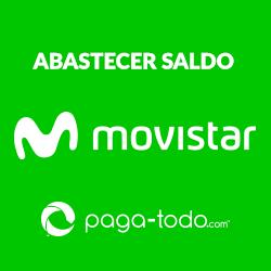 ¡Ya Puedes abastecerte de Saldo Movistar con Paga-todo.com!