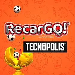 Descubre la Era Futbolística en realidad aumentada con RecarGO!