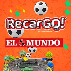 RecarGO! , el juego de realidad aumentada.