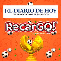Descubre la era futbolística con RecarGO!