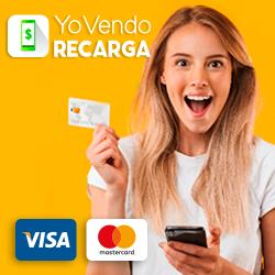 ¡Ahora ya puedes comprar saldo con tu tarjeta de crédito o débito!