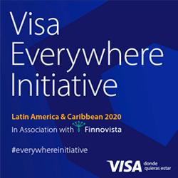 ¡Somos semifinalistas de Visa #EverywhereInitiative LAC 2020!