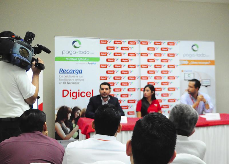 Recargas Digicel El Salvador conferencia (6)